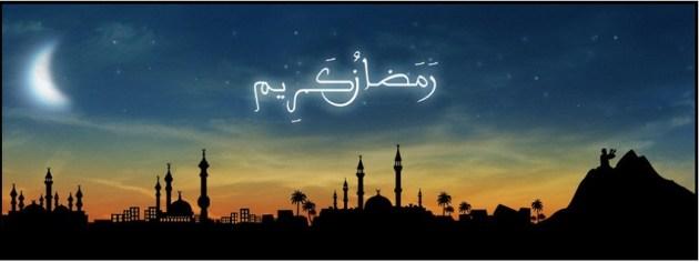 Ramadan Mubarak Cover