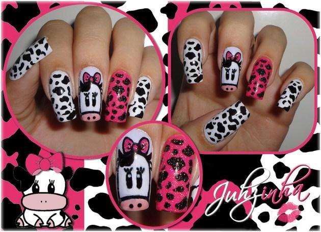 Animal Print Nail
