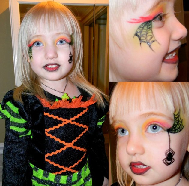 cute witch makeup ideas