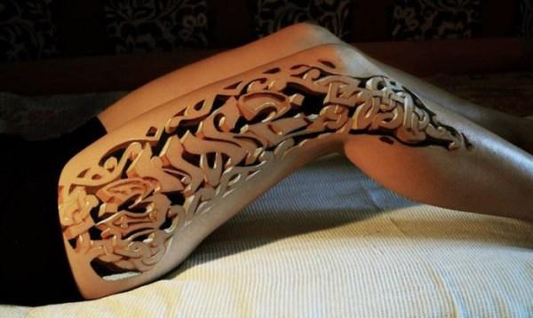 Architect 3D Tattoo