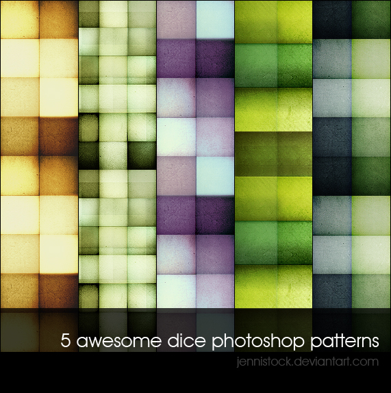 Dice patterns