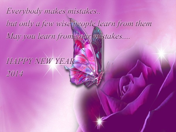 Happy New Year 2014 Greeting Cards 6