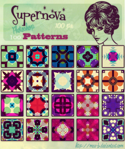 Supernova ps patterns
