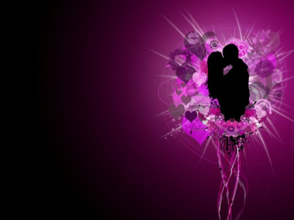 Romantic Love Wallpaper
