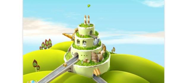 Green Website Design - Escriba
