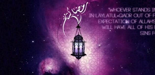 Islamic FB Cover for Ramadan