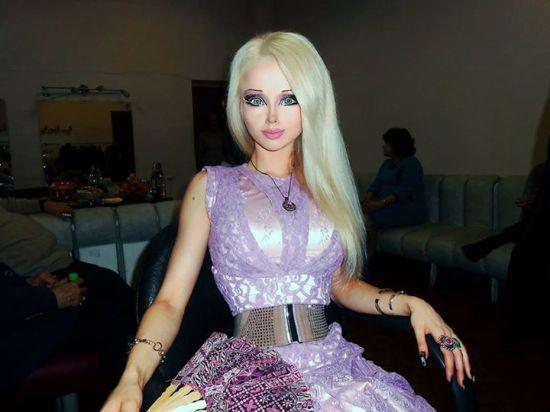 barbie Valeria Lukyanova