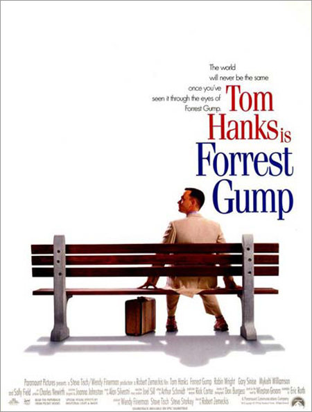 Forrest Gump - amazing movie poster
