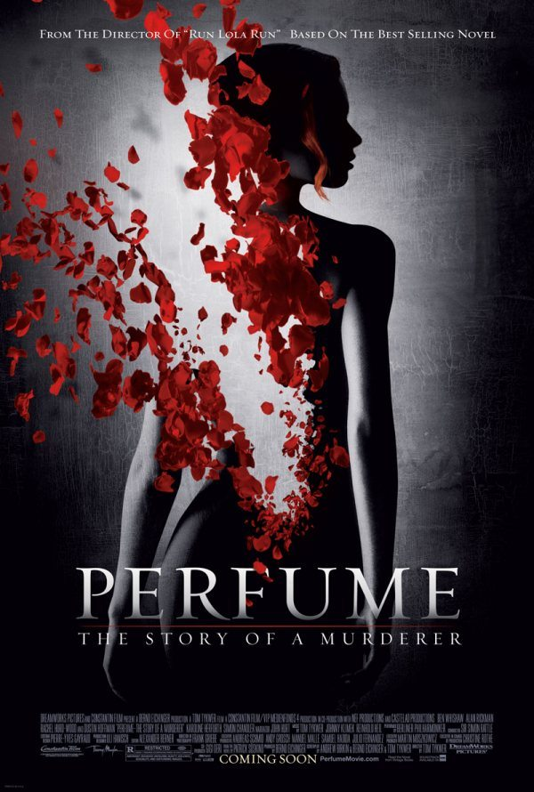 Perfume - amazing movie poster design