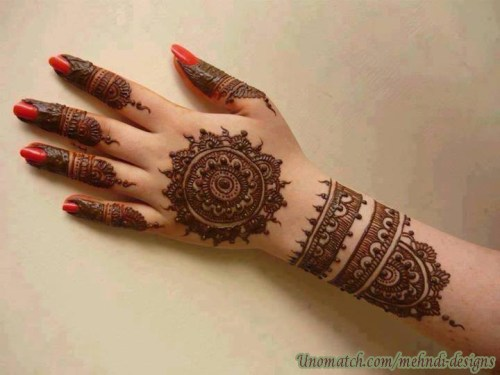 beautiful and unique mehndi designs 2015