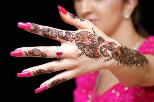 mehndi designs for eid ul fitr