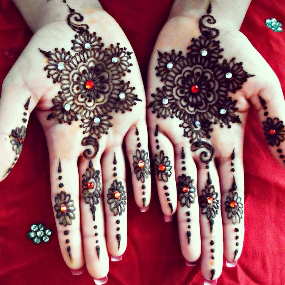 30 beautiful arabic henna mehndi designs for girls hands