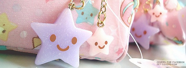 cute stars facebook cover picture