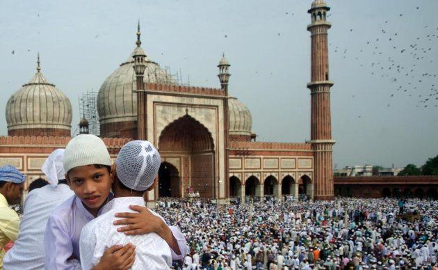 Eid Prayer hq photo