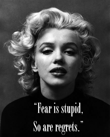 great marilyn monroe quote