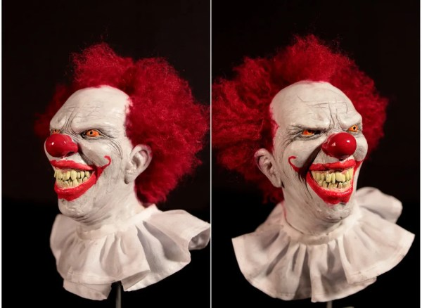 halloween makeup ideas- strange clown