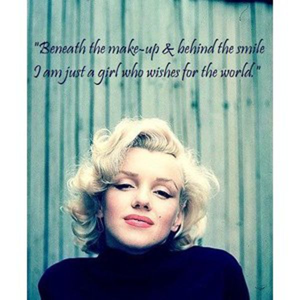 20 Famous Marilyn Monroe Quotes And Sayings -6464