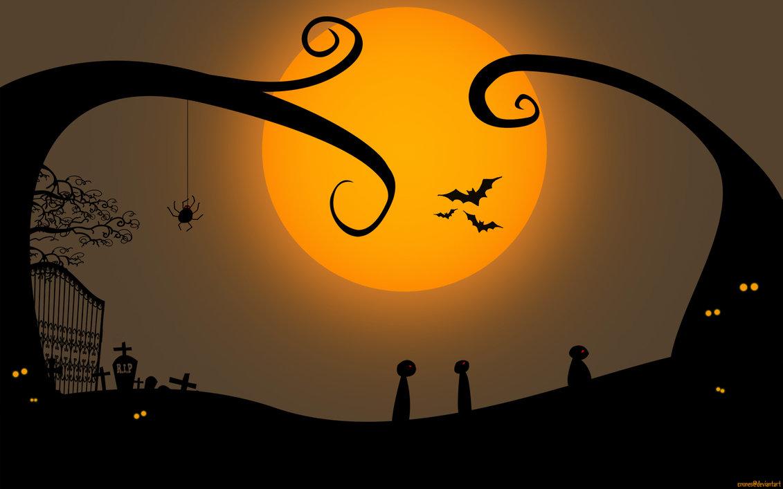 Free Fall Pumpkin Desktop Wallpaper 35 Best Spooky Scary Halloween Wallpapers For Desktop