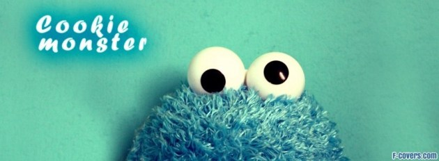 cookie monster cool cover photo