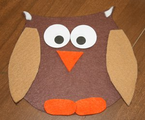 cute owl crafts for halloween