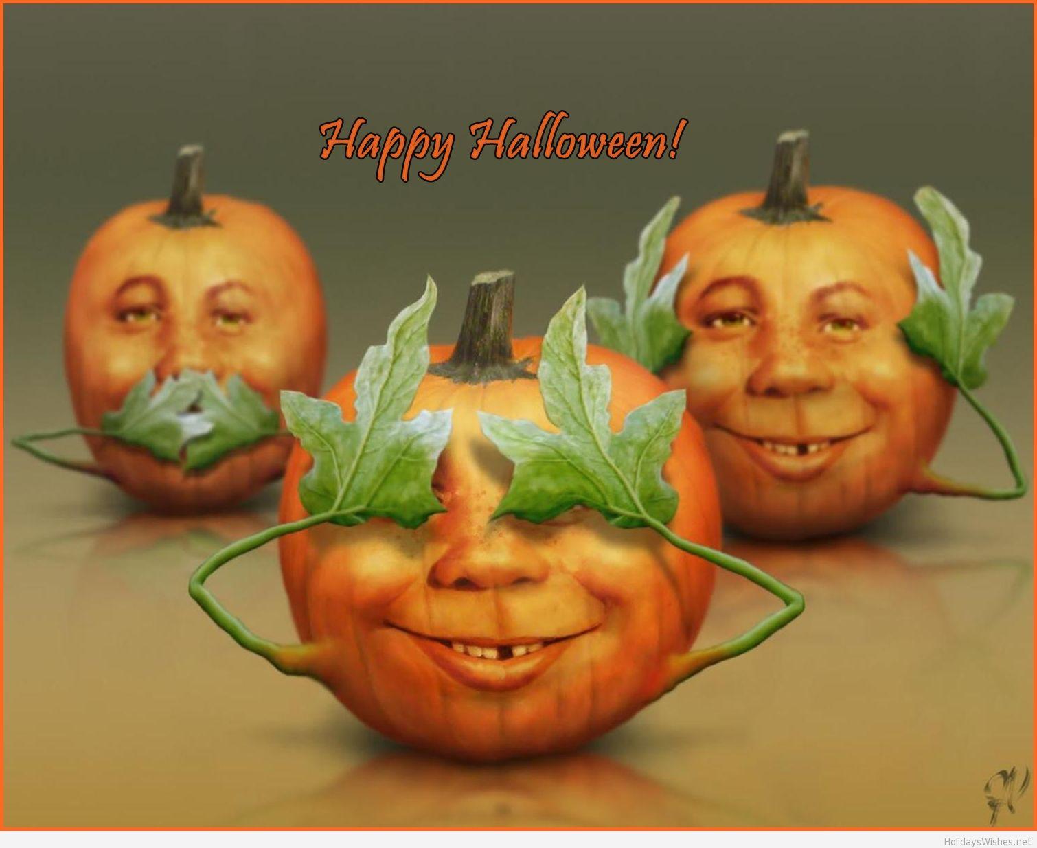 20 funny halloween pics animated gifs wallpapers entertainmentmesh - Funny happy halloween wallpaper ...