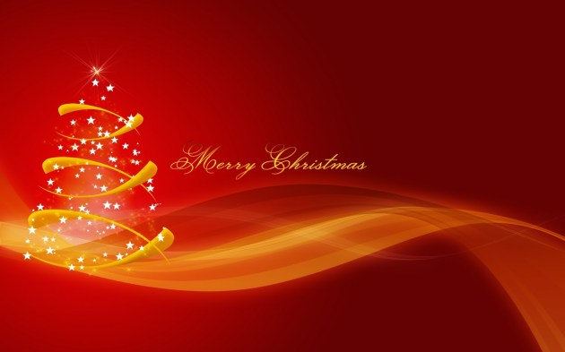 best high resolution Merry Christmas Wallpaper