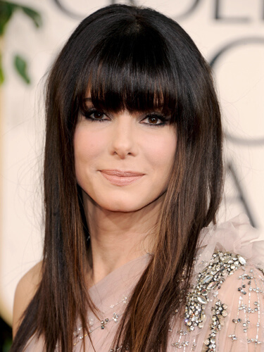 Sandra Bullock Haircut
