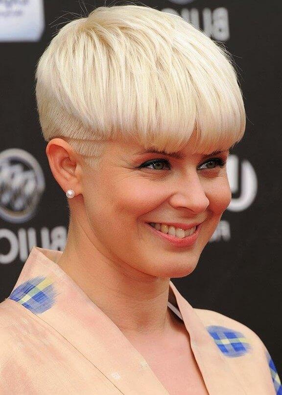 20 Hot Mushroom Haircuts For Girls With Short Hair Entertainmentmesh