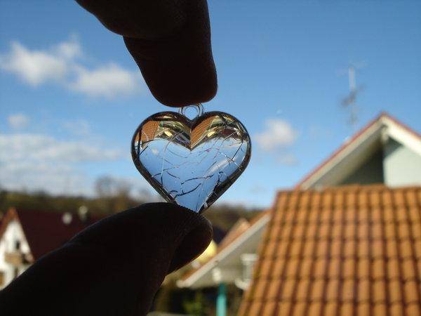 crystal broken heart