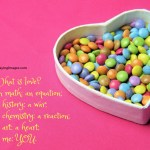 what is love quote picture