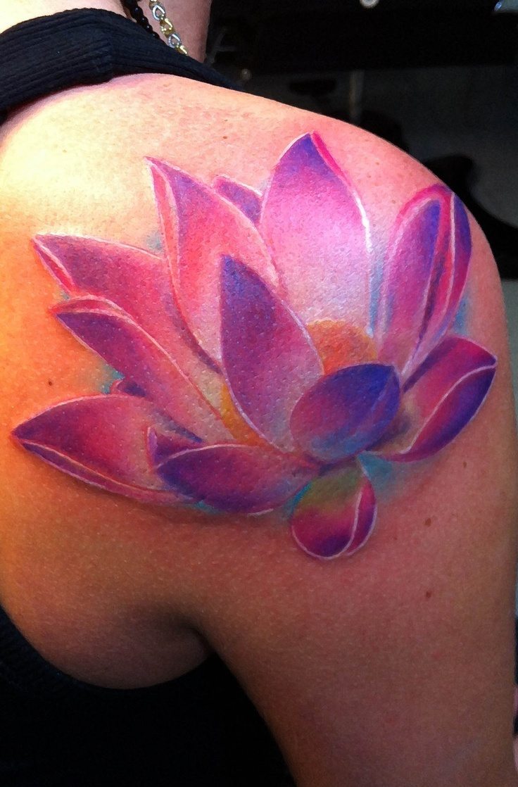Lotus flower tattoo entertainmentmesh lotus flower tattoo izmirmasajfo Choice Image