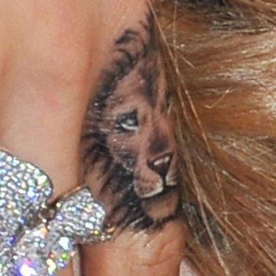 Cara Delevingne tattoos