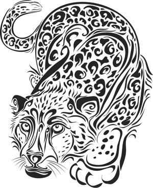 Free Printable Animal Tattoo Patterns