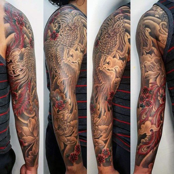 25 awesome arm tattoo ideas for black men entertainmentmesh. Black Bedroom Furniture Sets. Home Design Ideas