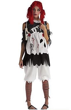 16-Female Halloween Costume Ideas