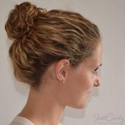 19-bun-hairstyle-for-wavy-hair
