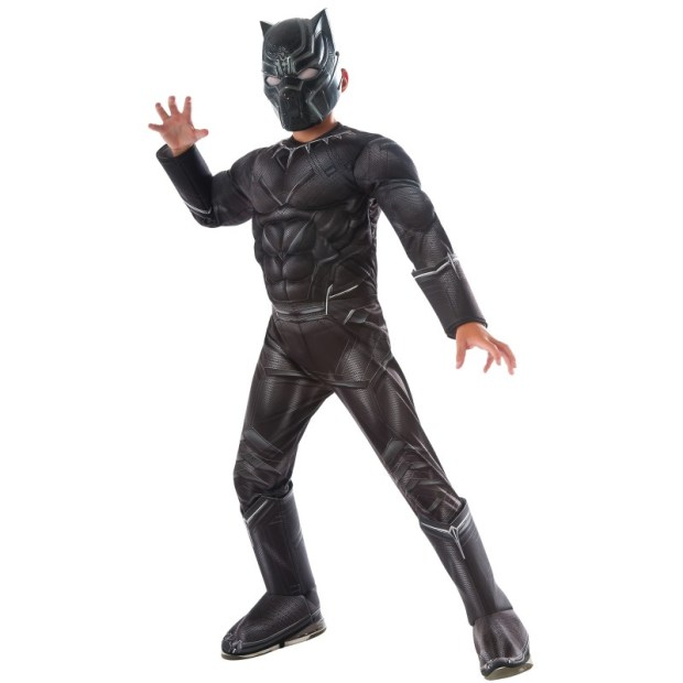 Black Panther kids costume ideas