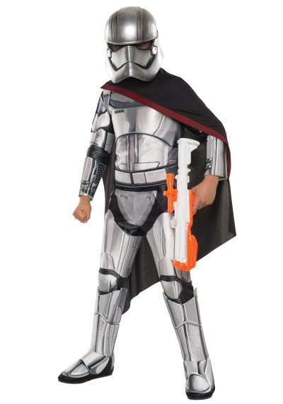Star Wars Captain Phasma costume