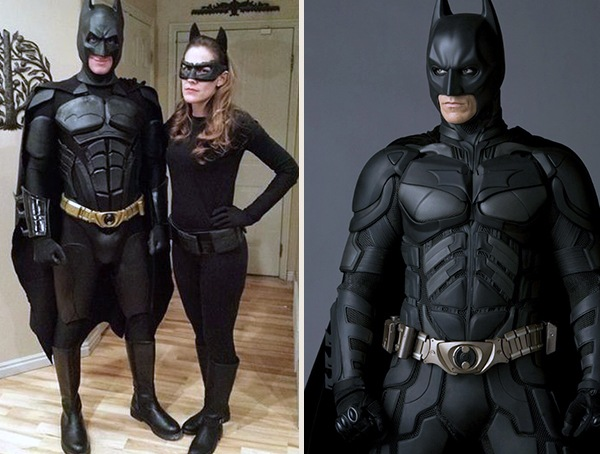Cool Batman Halloween Costume for men