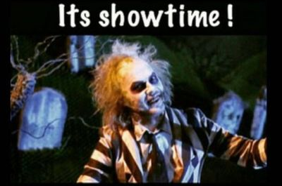 its showtime!