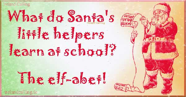 Christmas school kids jokes