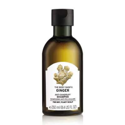 The Body Shop Ginger Scalp Care antifungal Shampoo
