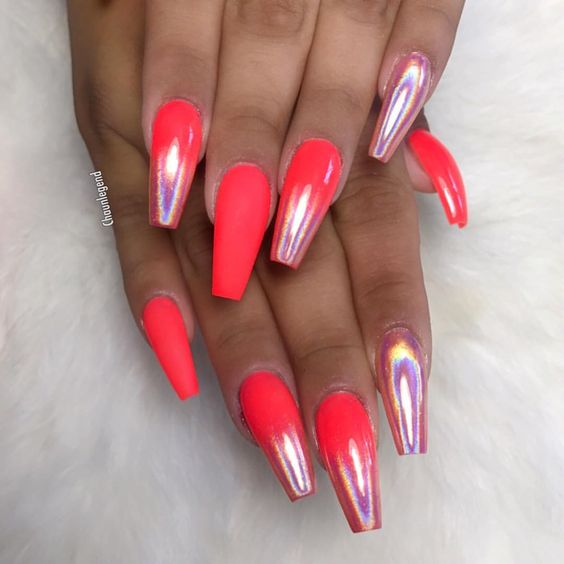 Neon nail designs - Neon Nail Designs EntertainmentMesh