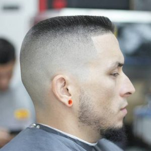 Mini Flat Top Hair Design