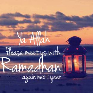 Ramadan Again