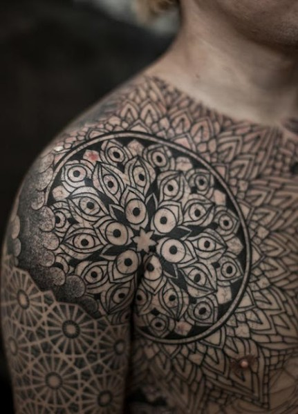 Thomas Hooper Maori Tattoos for men