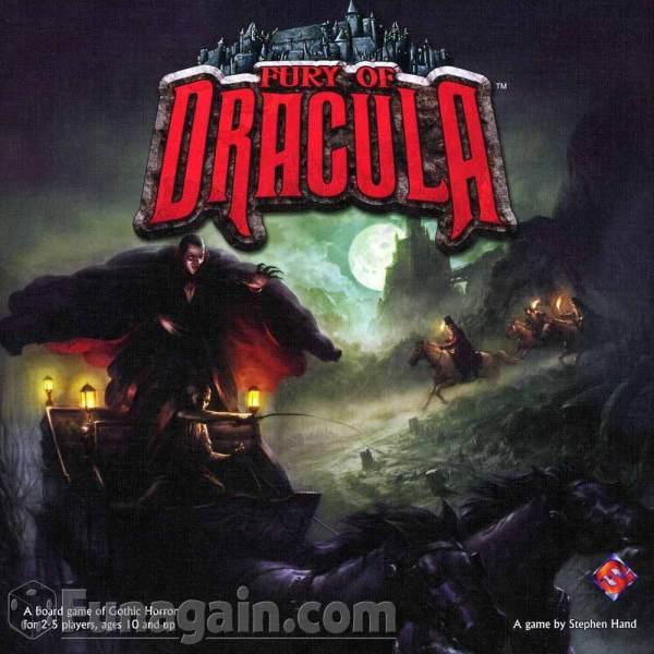 Fury of the Dracula