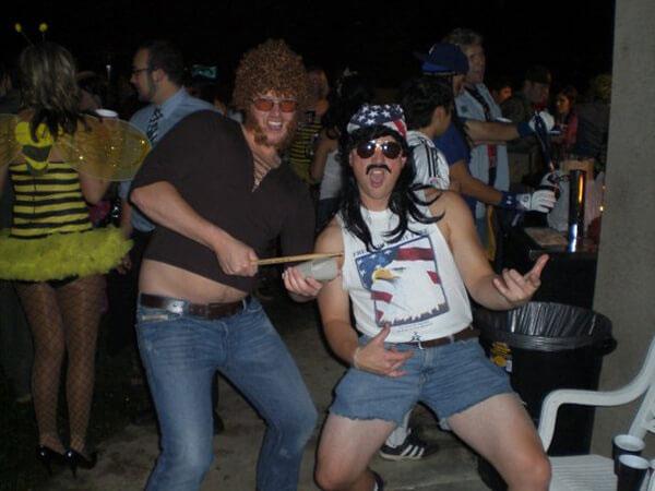70's style men costume ideas for halloween