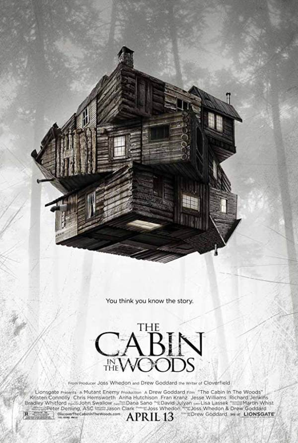The Cabin in the Woods 2012