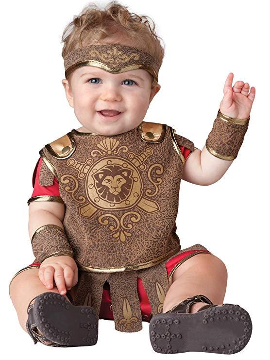 gladiator toddler costume ideas